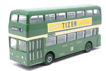 "16513-PO04 Leyland Atlantean - ""Salford City Transport"" - Pre-owned - Like new"