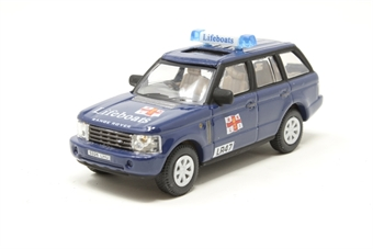 171SXD-PO Range Rover 2003 - RNLI - Pre-owned - Like new £4