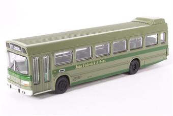 "17209-LN04 Leyland Nat Mk1 Long 1 Door Short Pod  - ""John Fishwick & Sons"" - Pre-owned - Like new £12"