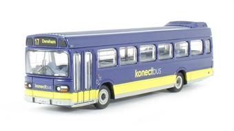 "17229 Leyland National Mk 1 long coach ""Konectbus"""
