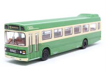 """17501-PO02 Leyland National II 1 Door - """"Southern National"""" - Pre-owned - Like new, imperfect box £10"""