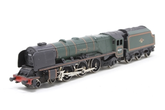 1814-PO05 Duchess Class 4-6-2 46244 'King George VI' & Tender in BR Green with Late Crest - Pre-owned - minor marks to paintwork - missing inner packaging