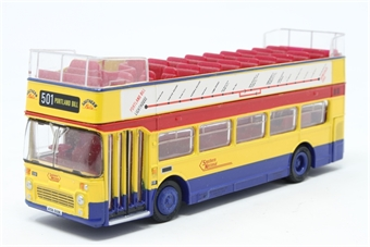 "18501-PO01 Bristol VR Open Top - ""Southern National"" - Pre-owned - Like new £9"