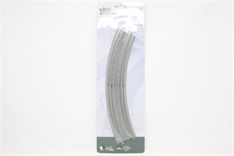 20-182-PO01 Concrete Tie Double Track Superelevated Easement Curve Left, Right 414/381mm - Pre-owned - Like new, imperfect box