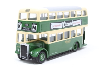 """20001EFE-PO08 Leyland PD2/12 (Orion) - """"Maidstone & District"""" - Pre-owned - Like new, imperfect box"""