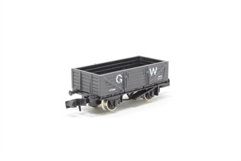2004-PO04 5 Plank Wagon GWR  - Pre-owned - Like new