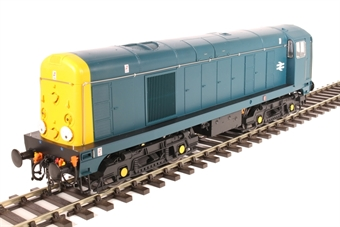 2006 Class 20 in BR blue with full yellow ends, 1980s style warning flashes and headcode discs - Exclusive to Hatton's