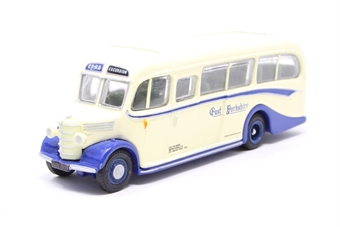 "20109-PO07 Bedford OB/Duple - ""East Yorkshire"" - Pre-owned -imperfect box"