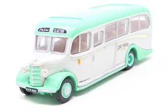 """20111-PO07 Bedford OB/Duple - """"Grey Green"""" - Pre-owned - imperfect box"""