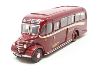 """20117-PO06 Bedford OB/Duple - """"East Kent"""" - Pre-owned - imperfect box"""