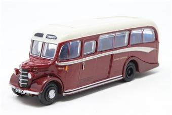 "20121-PO02 Bedford OB/Duple - ""Devon General"" - Pre-owned - Like new"