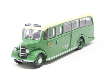 """20127-PO Bedford OB coach """"Liverpool Corporation"""" - Pre-owned - Like new"""