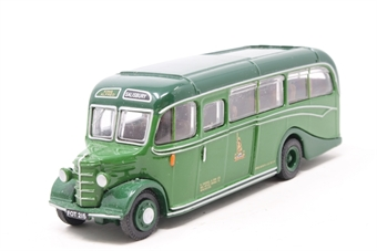 "20132-PO06 Bedford OB/Duple 1950's coach ""King Alfred"" - Pre-owned - imperfect box"