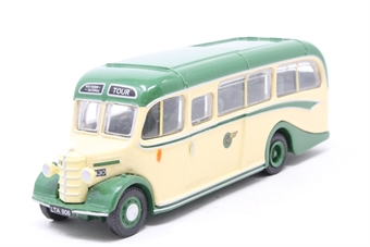 """20134-PO01 Bedford OB/Duple 1950's coach (Winchester) """"Southern National"""" - Pre-owned - Like new"""