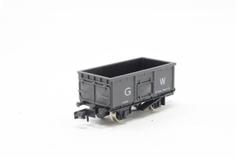 2204Farish-PO01 GWR Mineral Wagon - Pre-owned - Like new