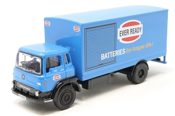 """22913-PO01 Bedford TK box van """"Ever Ready"""" - Pre-owned - Like new"""