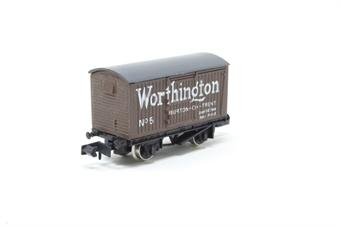 2312Farish-PO03 12T Single Vent Van 'Worthington' - Pre-owned - Like new