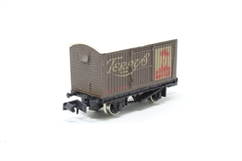 2314-PO06 Single Vent Van 'Terry' - Pre-owned - Like new