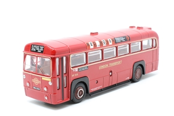 "23309-PO12 AEC RF - ""LT Red  "" - Pre-owned - Like new"