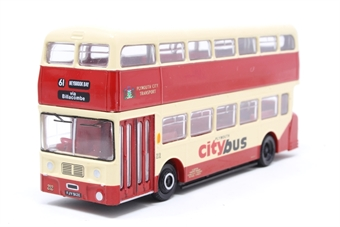 """24703-PO02 Manchester MCW Atlantean """"Plymouth"""" - Pre-owned - Like new"""