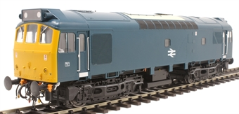 2558 Class 25/3 in BR blue - unnumbered £446.25