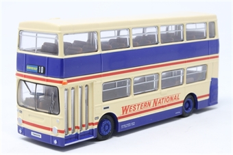 "25804-PO Daimler DMS Single Door - ""Western National"" - Pre-owned - Like new, imperfect box"