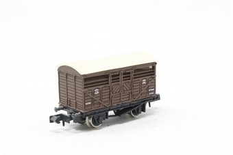 2603Farish-PO01 Cattle Wagon 'SR' - Pre-owned - Like new