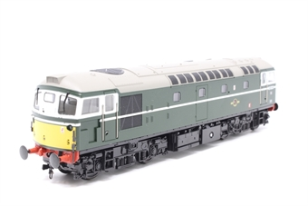 2605-PO01 Class 26 BRCW Sulzer diesel D5323 in BR green with small yellow panels - Pre-owned - Lights Not Working