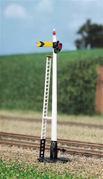 260 Single post signal (home or distant - lower quandrant) - plastic kit