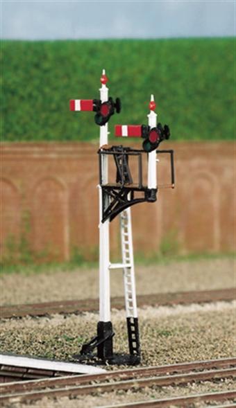 262 Junction or bracket signal (home or distant - lower quadrant) - plastic kit