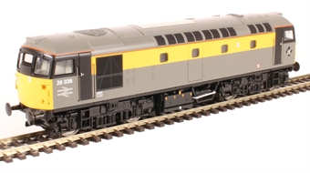 2639 Class 26/1 26036 in BR civil engineers 'Dutch'