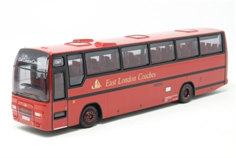 """26613-PO02 Plaxton Paramount 3500 coach """"East London Coaches"""" - Pre-owned - Like new £7"""