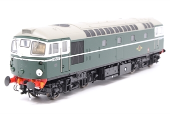 2662-PO07 Class 26/0 diesel D5309 in BR green - Pre-owned - Like new