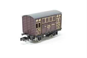 2711Gra-PO04 Horsebox 'Sir George Widgeon' - Pre-owned - Like new