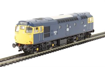 2711 Class 27 5373 in BR blue