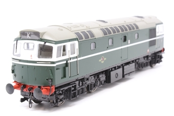 2724-PO02 Class 27 D5353 in BR green - Pre-owned - Like new