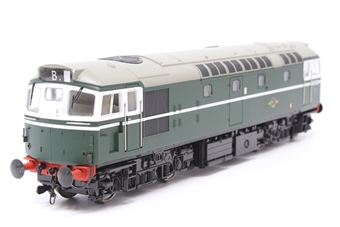 2724-PO Class 27 D5353 in BR green - Pre-owned - Like new
