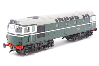 2725-PO Class 27 D5349 in BR green - Pre-owned - detached battery box/fuel tank