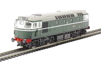 2725 Class 27 D5349 in BR green