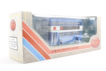 """28004AS DMS type Daimler Fleetline Type B d/deck bus """"EFE 20th Anniversary Special - Commemorative Edition"""""""