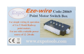 28069 EZE-Wire Point Motor Switch Box