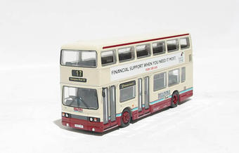 "28811 Leyland Titan d/doors d/deck bus ""Reading Buses"""