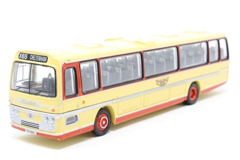 """29503-PO04 Plaxton Panorama Type B 1970's coach """"Yelloways"""" - Pre-owned - Like new"""