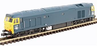 2D-002-000D Class 50 D406 in BR blue - unrefurbished - DCC fitted