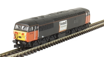 2D-004-000D Class 56 56006 'Ferrybridge C Power Station' in Loadhaul black & orange. DCC Fitted