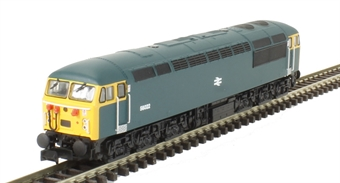 2D-004-003D Class 56 56022 in BR blue. DCC Fitted