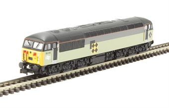2D-004-004 Class 56 56016 in Railfreight triple grey coal sector