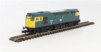2D-013-000 Class 27/1 27108 in BR blue