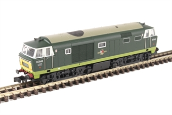 2D-018-008 Class 35 'Hymek' D7043 in BR green with small yellow panels