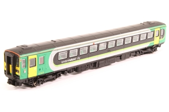 2D-020-002-U Class 153 DMU 153371 in London Midland livery - Pre-owned - incorrect box, missing outer sleeve £70
